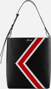 Women's Kstripes Hobo Bag