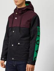 Men's Mixed Colour Jacket