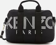 Men's Sport Logo Weekend Bag