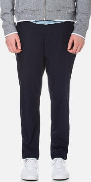 Men's Summer Cotton Chino Trousers Midnight