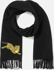 Women's Jumping Tiger Stole Scarf