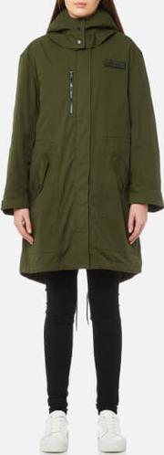 Women's Parka With Removeable Lining