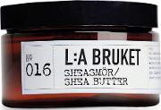 L A Bruket No. 016 Shea Butter Natural 100g
