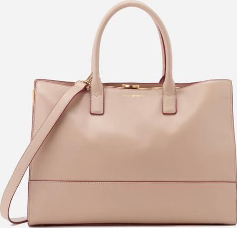 edd762897e1 Women s Smooth Leather Daphne Tote Bag Latte. Follow lulu guinness Follow  coggles