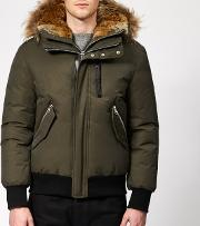Men's Dixon Down Bomber Jacket