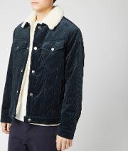 Maison Kitsune Men's Trucker Jacket