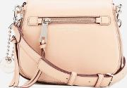 Women's Recruit Small Saddle Bag Nude