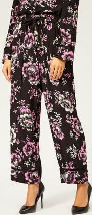 Women's Piping Pintuck Track Trousers