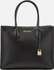 women's mercer large conversational tote bag black