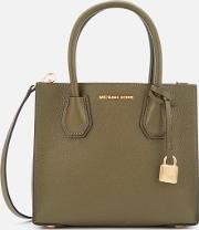 Women's Mercer Medium Messenger Bag Olive