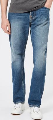Men's Sleepy Sixteen Straight Jeans Celestial  W36l34