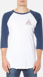 Men's Next Round 2 Raglan T Shirt