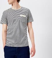 Men's Envelope T Shirt Danbury Navy