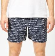 Men's Bulldog Sport Cerchio Swim Shorts