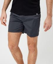Men's Bulldog Sport Swim Shorts Ebony