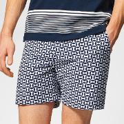 Men's Bulldog X Salin Swim Shorts