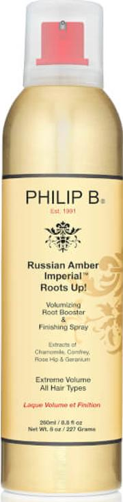 Russian Amber Imperial Roots Up Booster