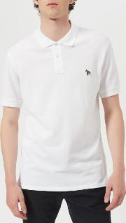 Men's Regular Fit Short Sleeve Polo Shirt