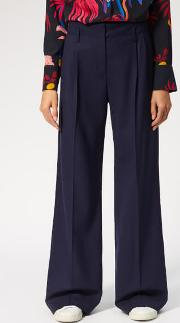 Women's High Waisted Trousers