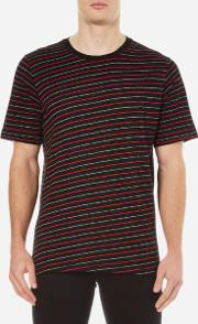 Men's Colin Striped T Shirt