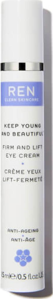 Keep Young And Beautiful Firm And Lift Eye Cream