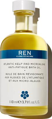 Skincare Atlantic Kelp And Microalgae Anti Fatigue Bath Oil 110ml