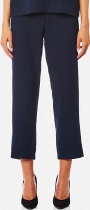 Women's Hoyas Cropped Trousers