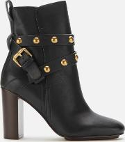 See By Chloe Women's Leather High Heeled Boots