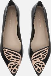 Women's Butterfly Pointed Flats