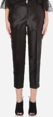 Women's Laurent High Rise Tapered Leg Trousers