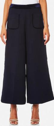 Women's Look Sharp Culottes Navy