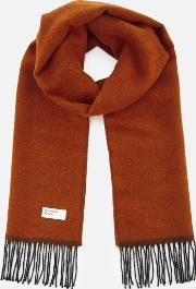 Men's Double Sided Scarf
