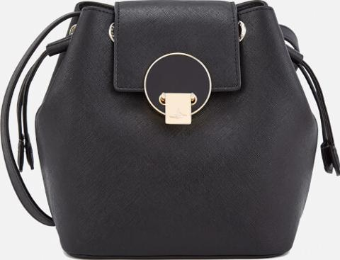 6bac0bd0c96 Women's Opio Saffiano Mini Bucket Bag Black. Follow vivienne westwood  Follow coggles