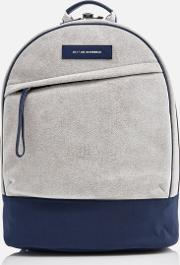 De La Vie Men's Kastrup 13 Backpack Multi Pebblenavy