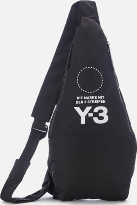 Men s Yohji Messenger Bag. Follow y3 Follow coggles 2e9273d33b469