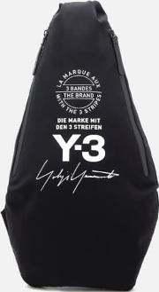Yohji Messenger Bag