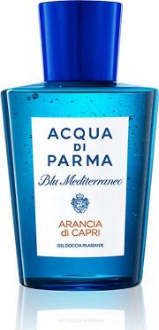 arancia Di Capri Relaxing Shower Gel 200ml