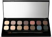 Bareminerals the Bare Naturals Ready  Eye Shadow Palette 14 X 1.2g