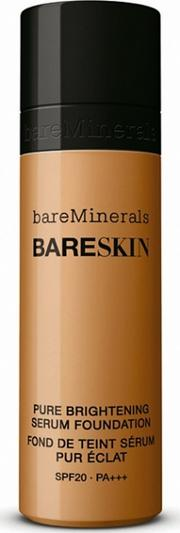 bareskin Spf 20 Pure Brightening Serum Foundation 30ml