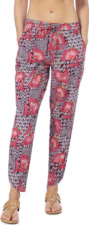 Woodblock Trousers