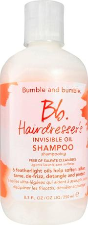 hairdressers Invisible Oil Shampoo