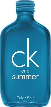 ck One Summer Eau De Toilette 100ml