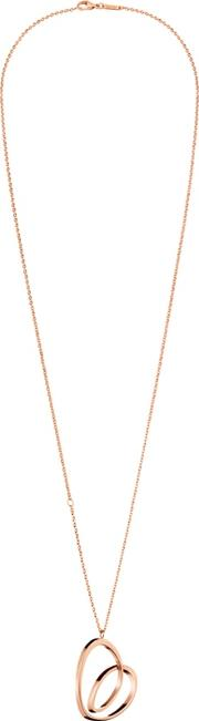 Rose Gold warm Necklace