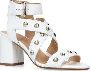 guy Ankle Strap Sandals