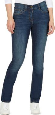 The Collection Blue Straight Leg Jeans