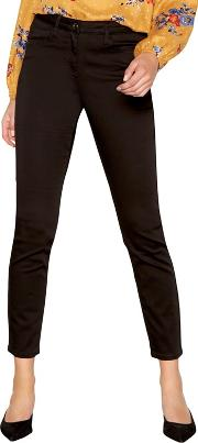 The Collection Petite Black Slim Fit Petite Jeggings