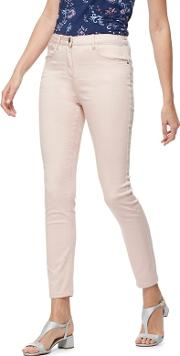 The Collection Rose Slim Fit Jeggings