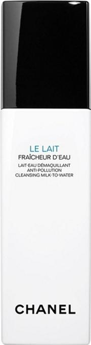le Lait Fra& 206cheur Deau Anti Pollution Cleansing Milk To Water 150ml