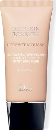 Dior diorskin Forever Perfect Mousse Cream Foundation