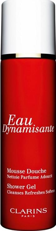 eau Dynamisante Fragranced Gentle Shower Mousse